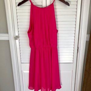 Pink Lush Dress